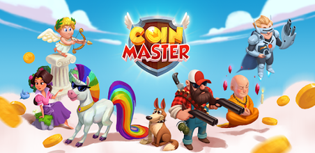 free coin master spins form SpinThor