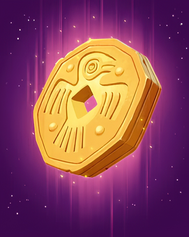 Aztec Treasure Card in Coin Master