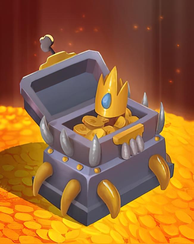 Goblin Treasure Card in Coin Master
