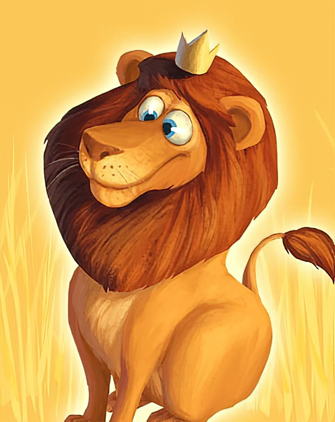 Mighty Lion Card in Coin Master