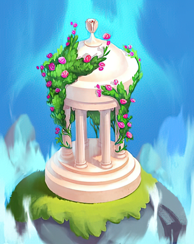 Mythical Dome Card in Coin Master