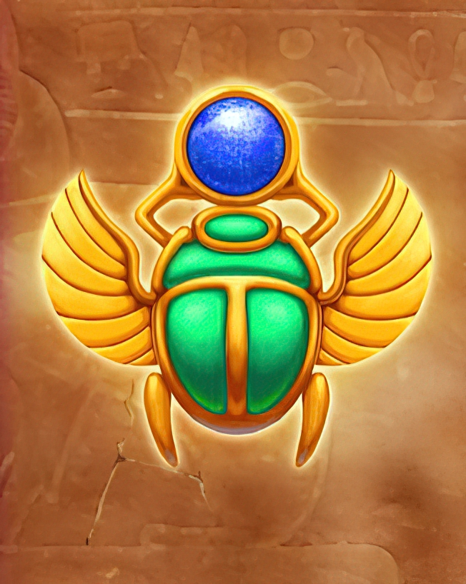 Scarab Card in Coin Master