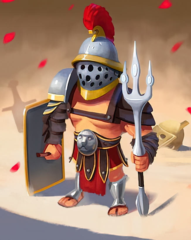Spiculus the Strong Card in Coin Master