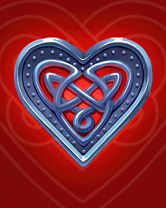 Viking Heart Card in Coin Master